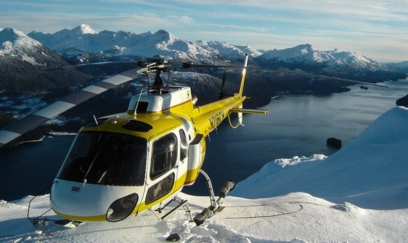 Juneau helicopter tour with Alaska Shore Tours