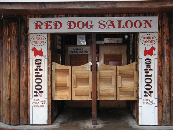 reddogsaloon, Juneau things to do with Alaska Shore Tours