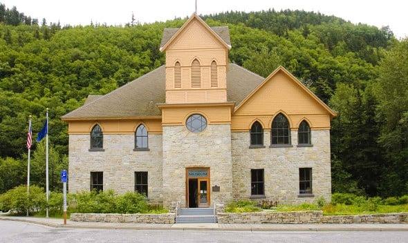 Skagway Museum, top Skagway Alaska attractions
