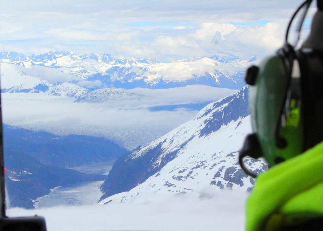 Taku Glacier Adventure with Alaska Shore Tours