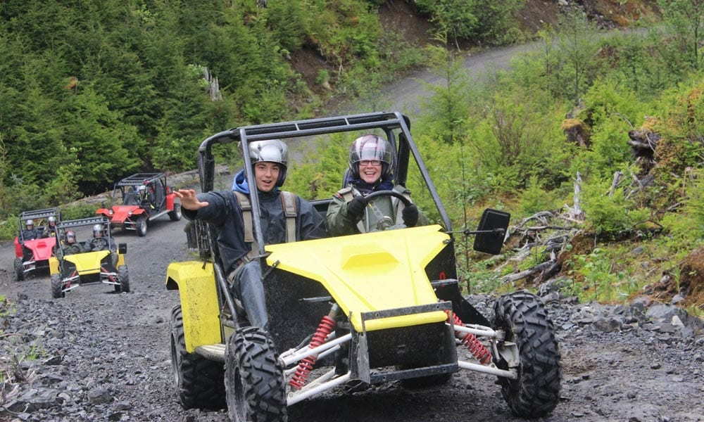 Adventure Karts Expedition