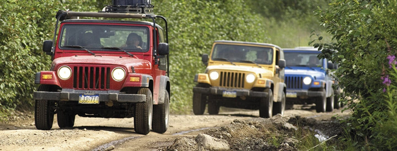 Backcountry Jeep & Canoe Safari