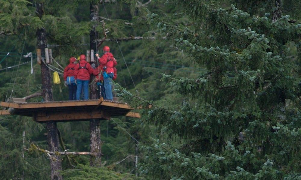 Bear Creek Zipline Adventure