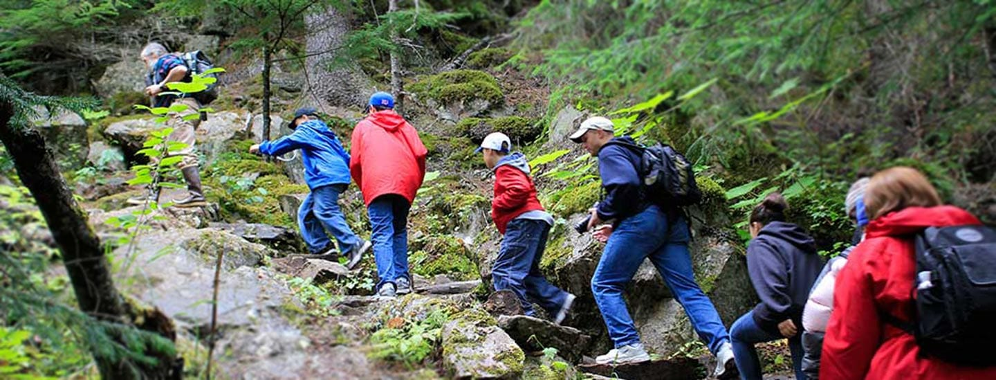 Chilkoot Trail Hike and Float with Alaska Shore Tours