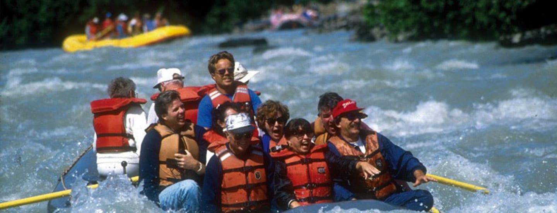 Mendenhall Glacier River Float with Alaska Shore Tours