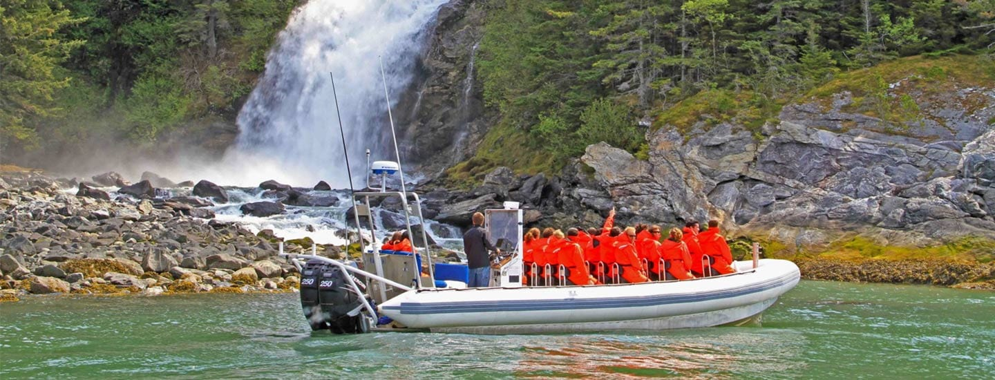 Ocean Raft Adventure with Alaska Shore Tours
