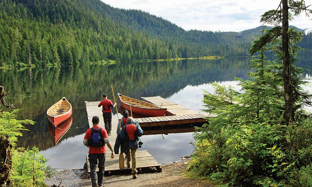 Rainforest Canoe Adventure & Nature Trail