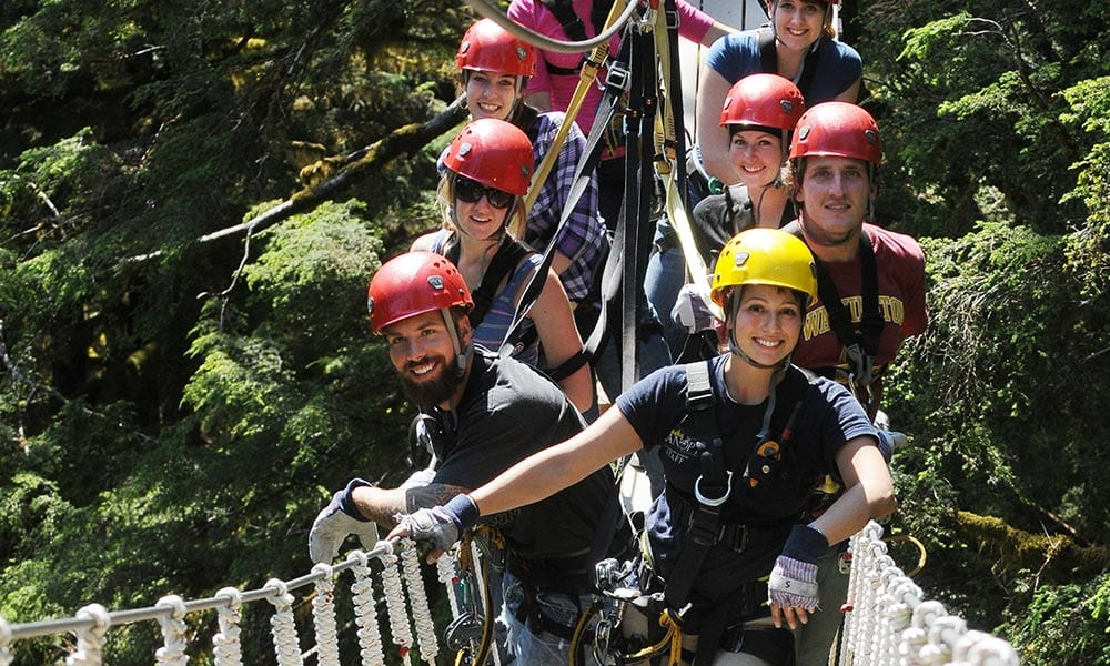Rainforest Canopy and Zipline Expedition