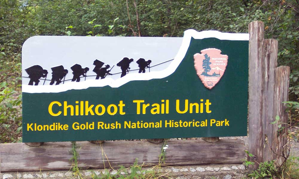 Chilkoot Trail Hike and Float