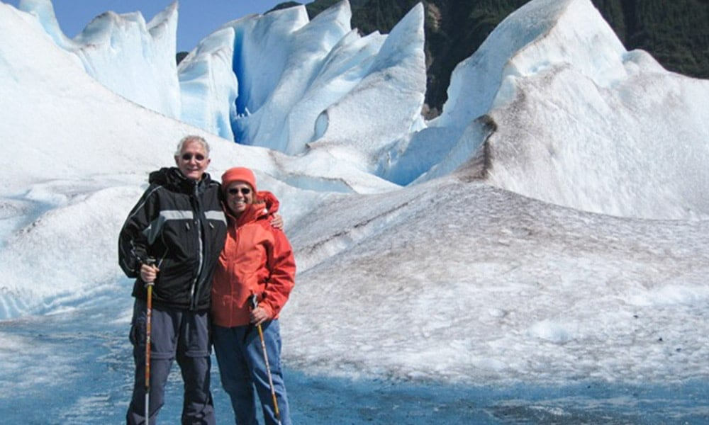 Mendenhall Glacier Paddle and Trek