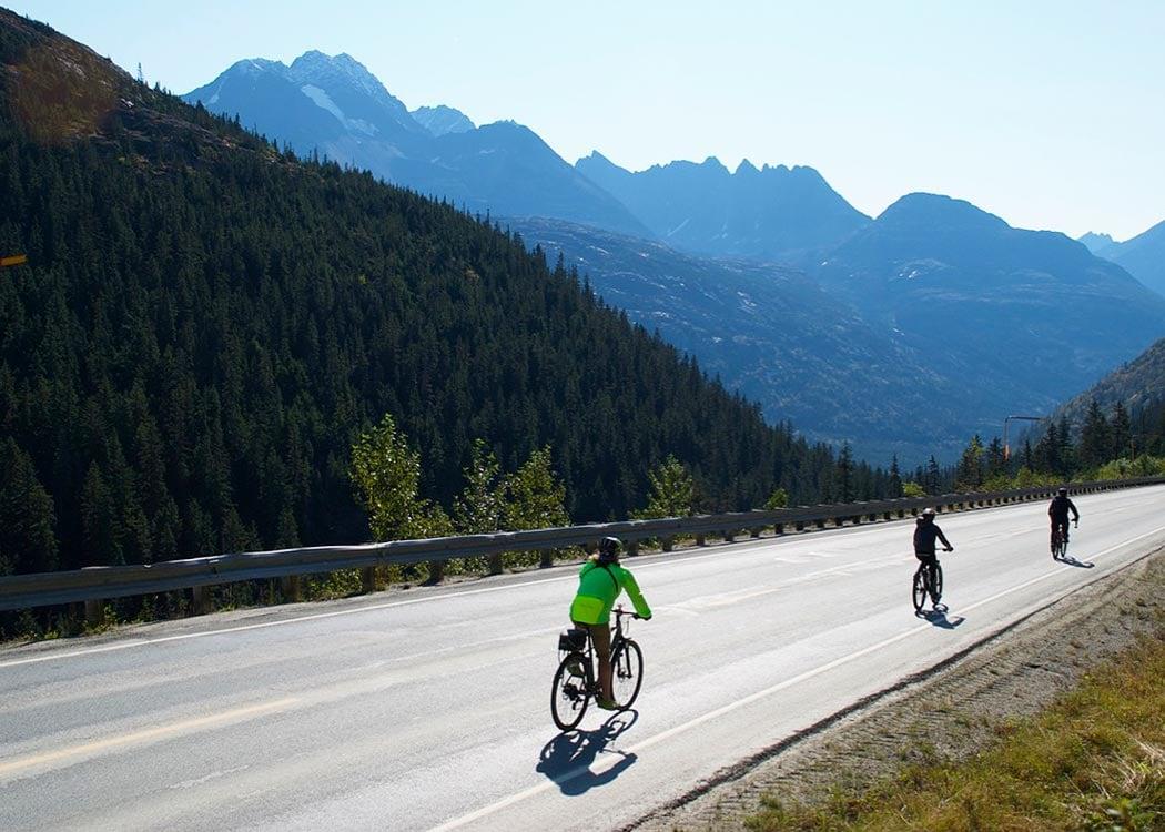 White Pass Train & Bike with Alaska Shore Tours