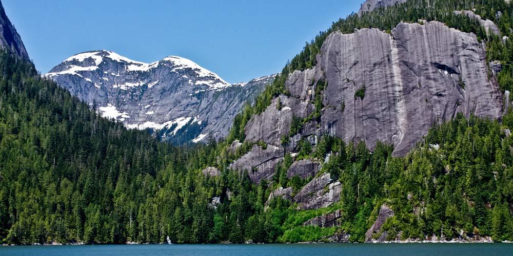 alaska-misty-fjords-geology, Alaska geology