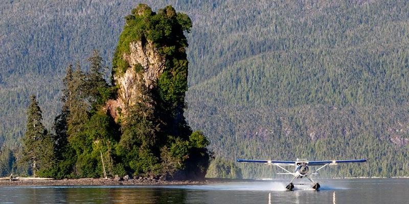 Misty Fjords Cruise & Flightseeing