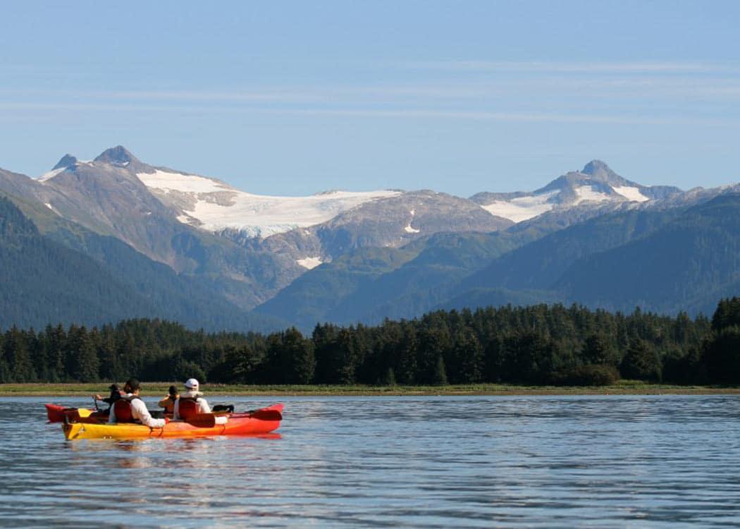 Glacier View Sea Kayak with Alaska Shore Tours