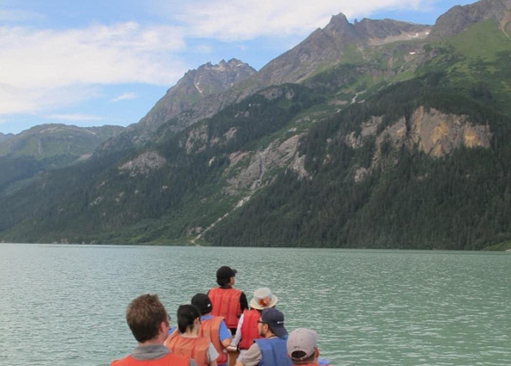 Chilkoot Canoe Wildlife Safari with Alaska Shore Tours