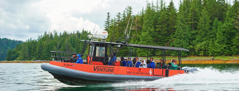 Alaska Lodge Adventure and Seafeast with Alaska Shore Tours