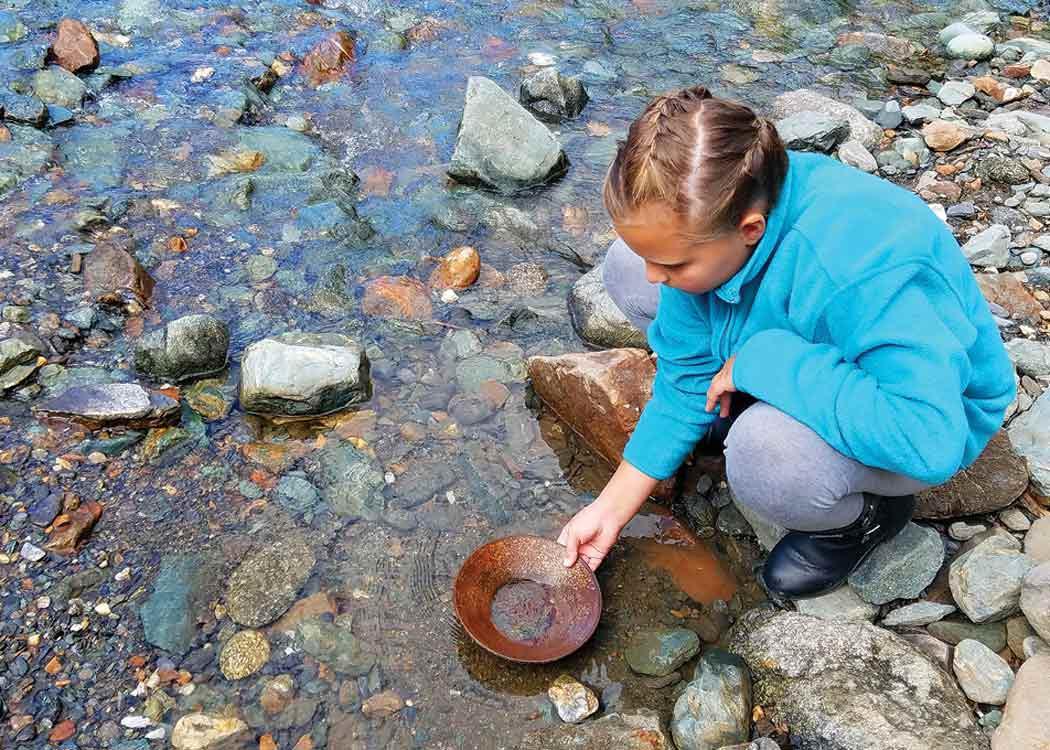 Goldsuche In Alaska