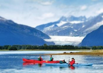 Glacier View Sea Kayak with Alaska Shore Tours
