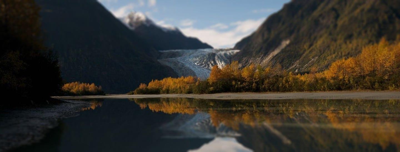 Glacier Point ATV Tour with Alaska Shore Tours