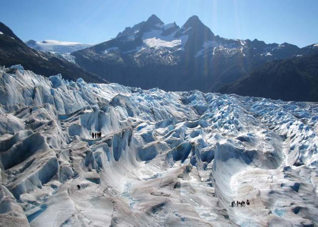 Helicopter Glacier Trek with Alaska Shore Tours