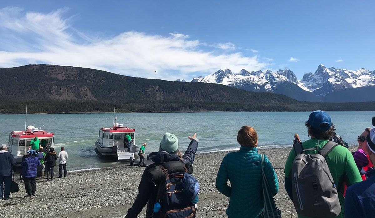 Alaska Excursions, Alaska Glacier Tours