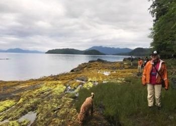Ketchikan Ebike & Hike with Alaska Shore Tours