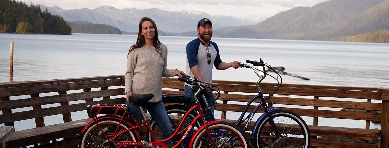 Ketchikan Ebike & Hike with Alaska Shore Tours
