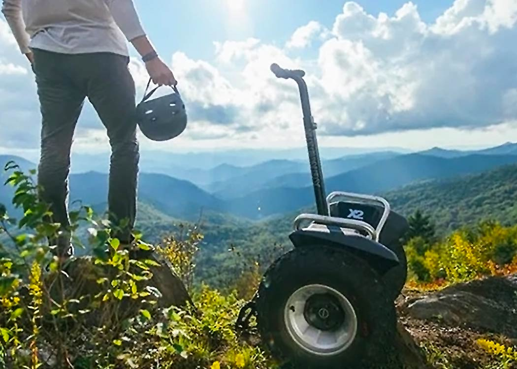 Photography Segway Safari with Alaska Shore Tours