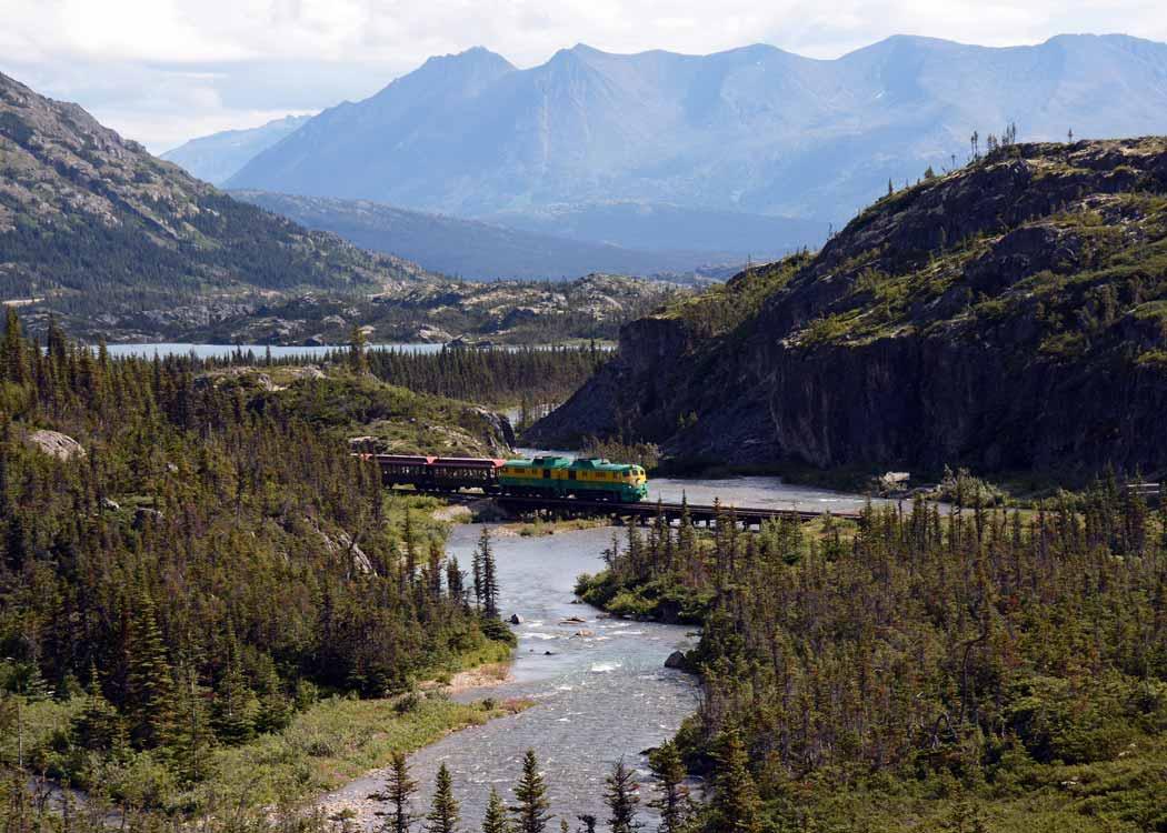 White Pass Summit Excursion with Alaska Shore Tours