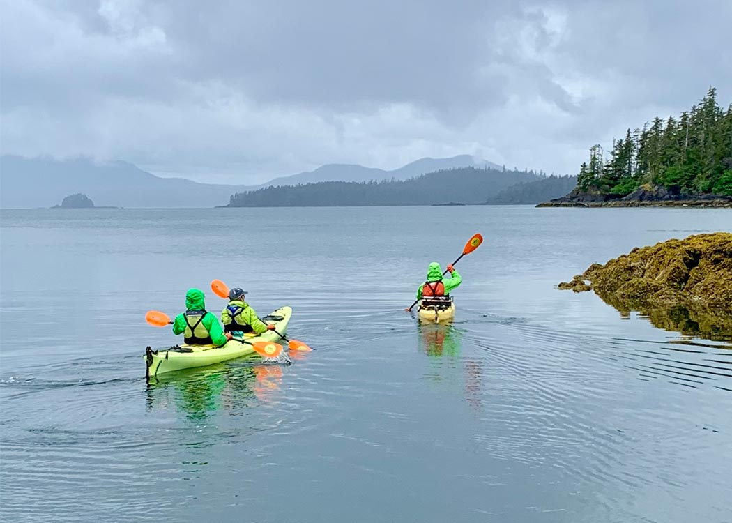 Harbor & Islands Guided Paddle