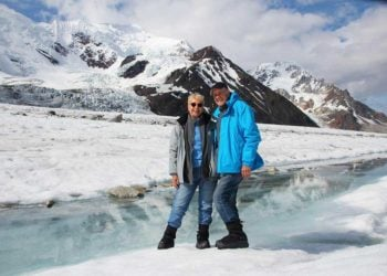 Denali Glacier Landing with Alaska Shore Tours