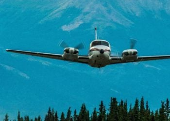 Denali Express Flight with Alaska Shore Tours