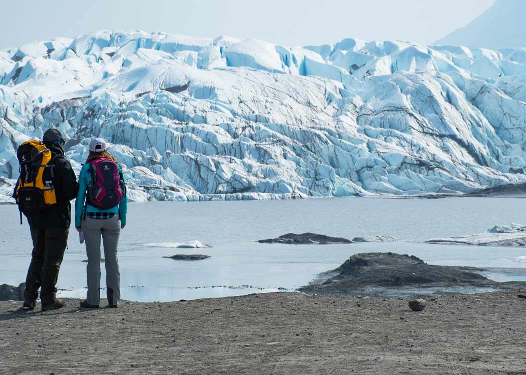 Matanuska Glacier Hike Day Tour with Alaska Shore Tours